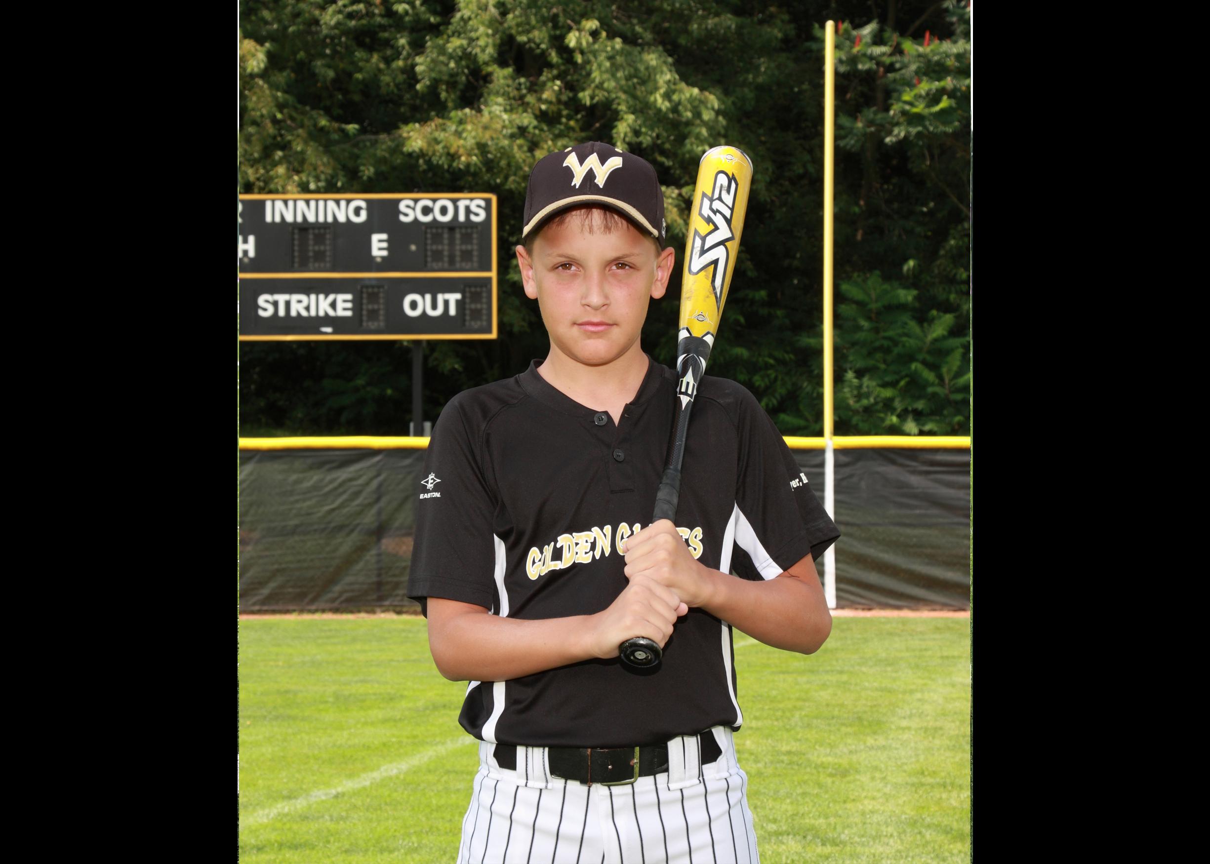 Golden Gloves Baseball