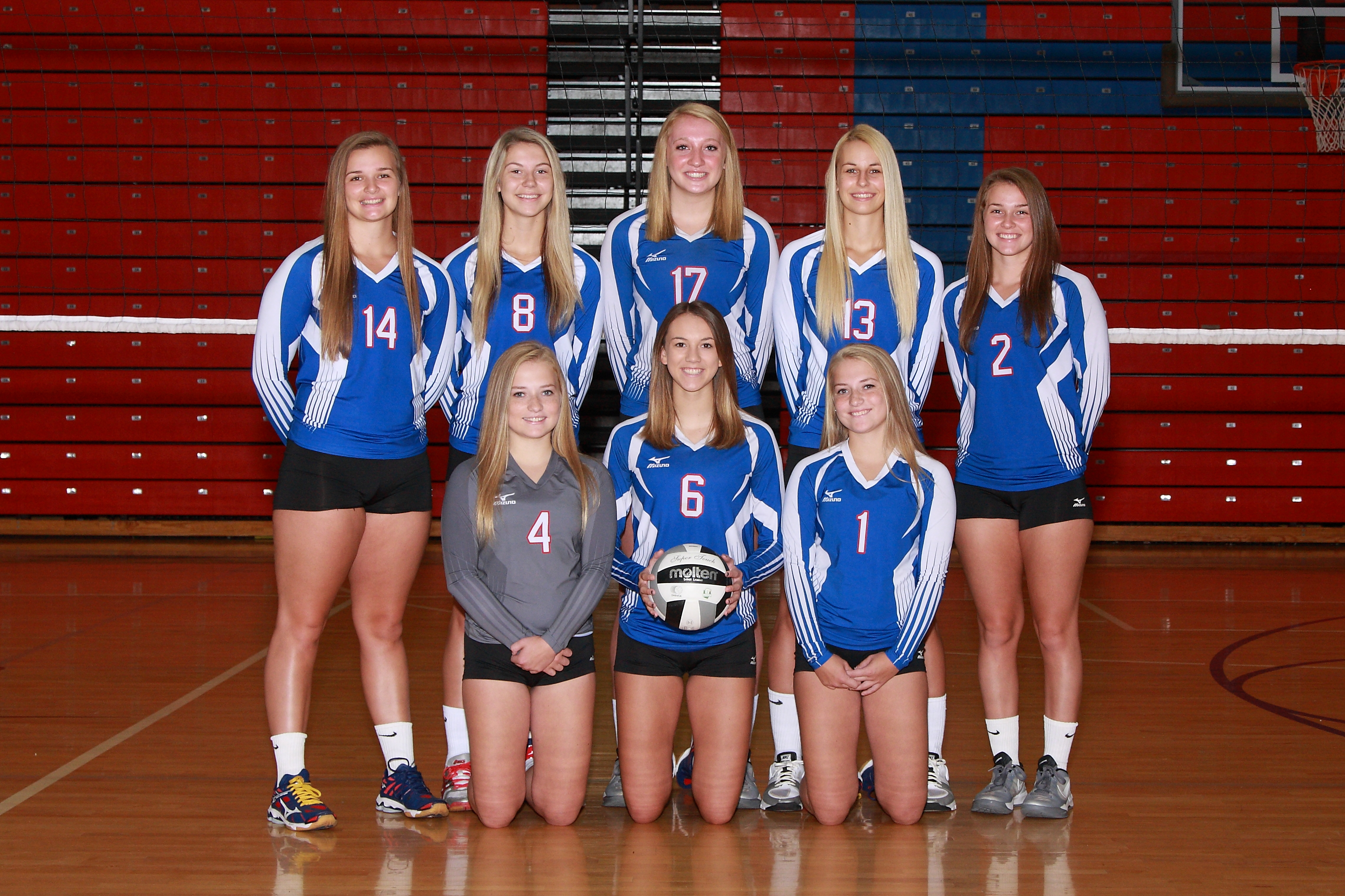 West Holmes VolleyBall