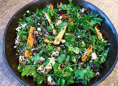 Quinoa & Herb Salad