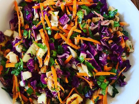 Why Eat Purple Food?