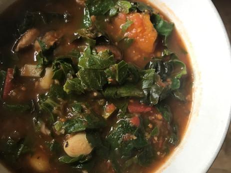 Minestrone Soup, v2