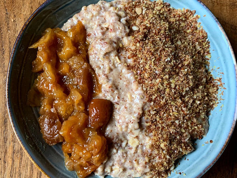There is porridge and then there is PORRIDGE