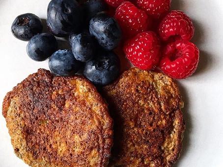 Flour-less Pancakes
