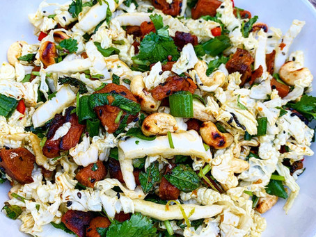 Simple Asian Salad