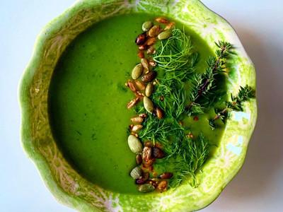 Cavolo Thyme Soup