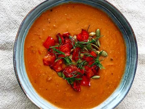 Rosemary Borlotti Soup