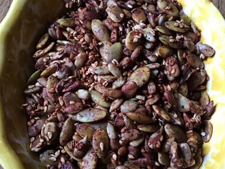 Teriyaki Savoury Seeds