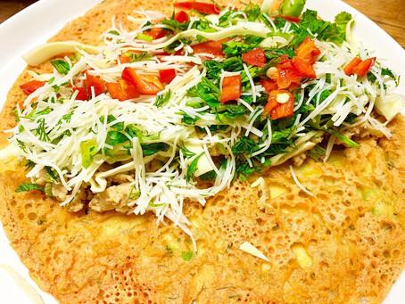 Vietnamese Style Pancakes