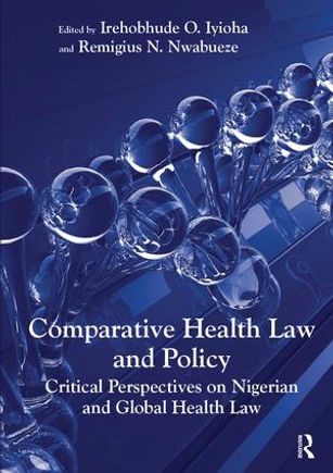 Comparative Health Law and Policy - Cove