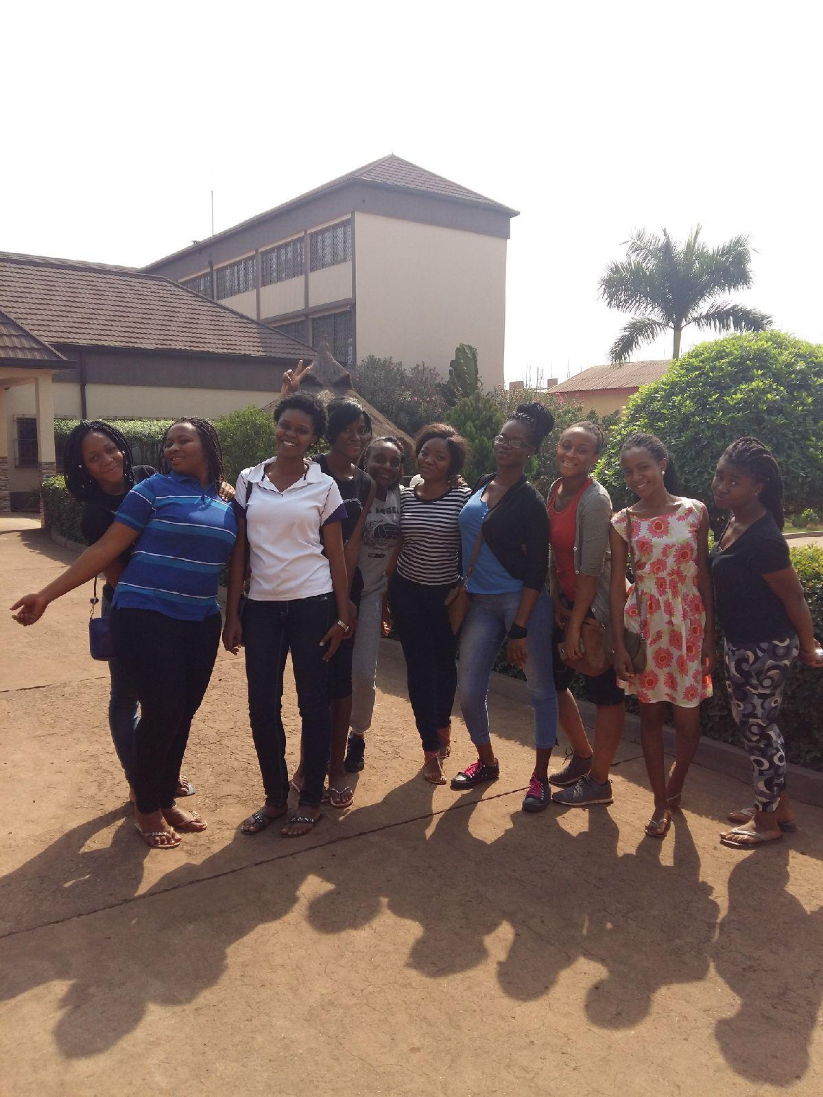 Team work - Final year class, UNN
