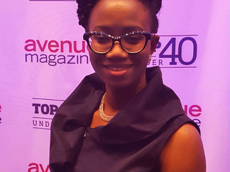 Dr. Ireh Iyioha named to Avenue Magazine Top 40 Under 40 - Class of 2018