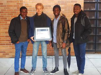 Olu Olubanjo, Class of '16/'17 Wins Royal Bank of Canada's Innovation & Entrepreneur