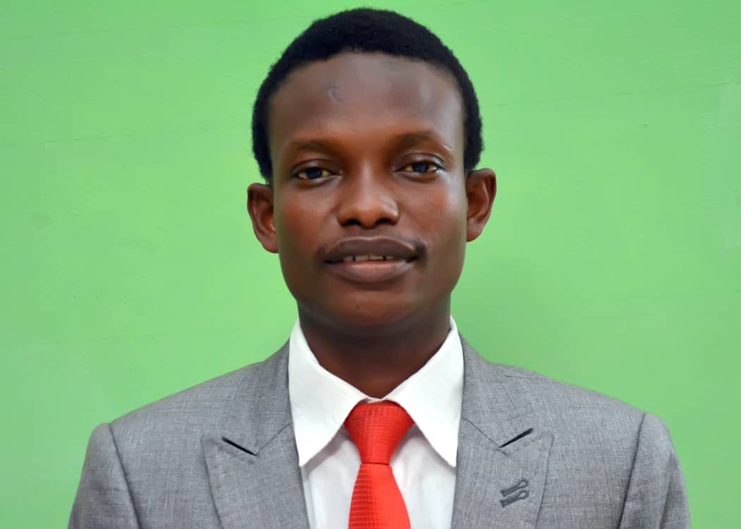 Muyideen Moshood, Civil Engineer