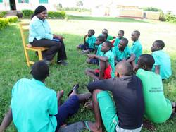 Supporting Abused Kids in Kenya