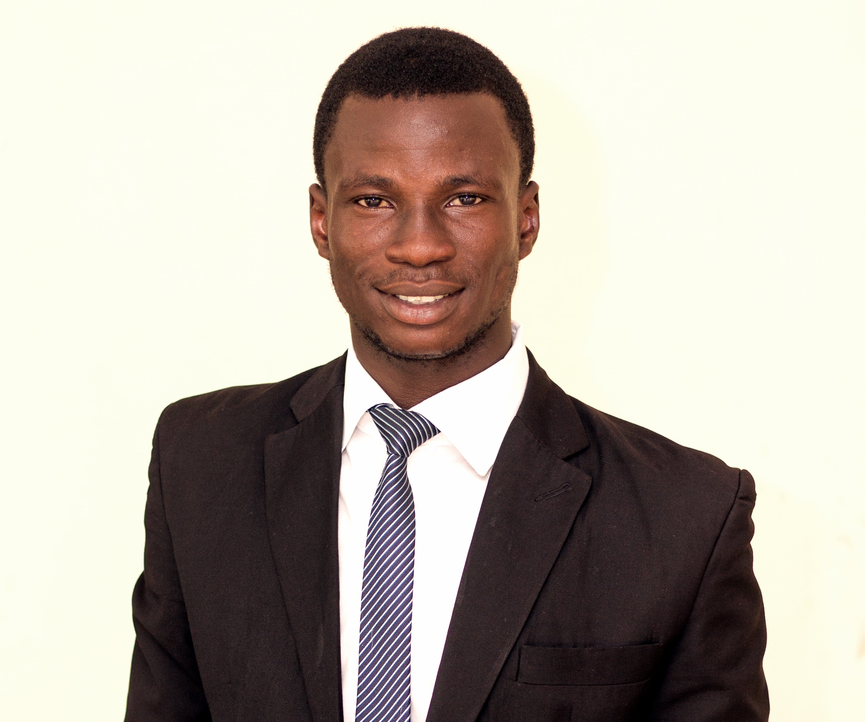 Folarin Oluwasayo, Civil Engineer