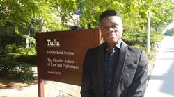 PEIFF Mentee Awarded Scholarship