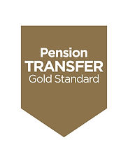 Pension Transfer Gold Standard _Gold_RGB