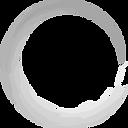 Серый круг