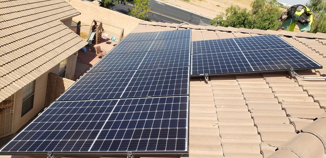 Solar Panel Installation In Arizona