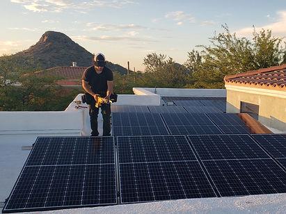 Solar Panel Installation Phoenix Arizona
