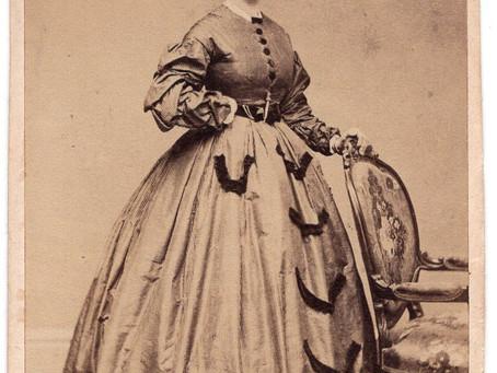 1860s Fashion in CDVs