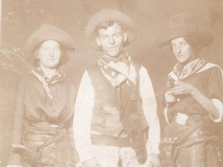 A Wild West Halloween