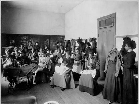 African American Dressmakers Pre-1900