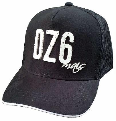 Boné DZ6+ Preto