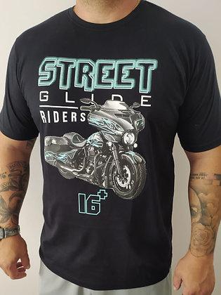 Camiseta Street Glide Riders