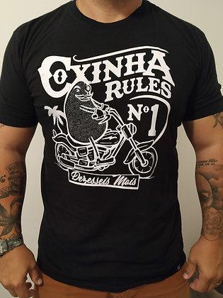 Camiseta Coxinha Rules