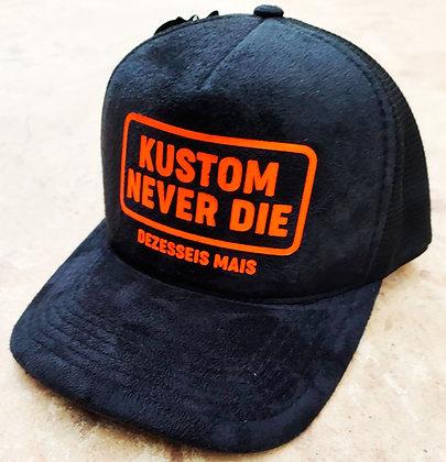 Boné Kustom Never Die