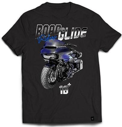 Camiseta Road Glide Riders