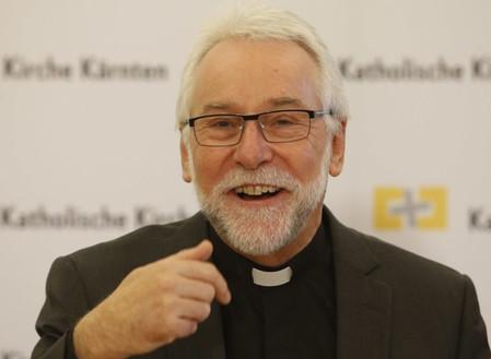 Ein Tanzenberger Bischof