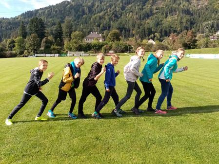 In 5 von 6 Wertungsklassen siegten Tanzenberger OrientierungsläuferInnen!