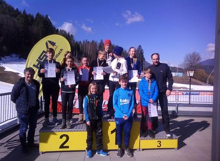 4-fache Landesmeister im Ski-Orientierungslauf 2020