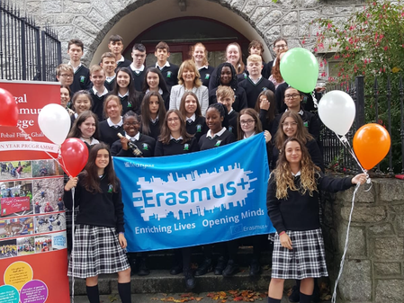 Erasmusplus+-News from Ireland