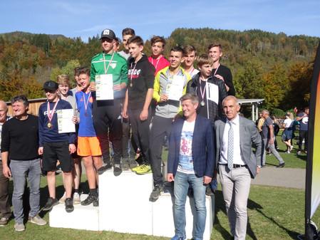 Zwei Vizelandesmeistertitel im Cross-Country