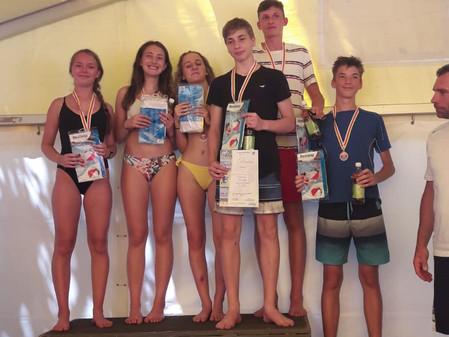 Schulaquathlon-Landesmeisterschaften