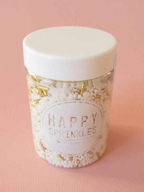 Happy Sprinkles - Golden Dust Vegan