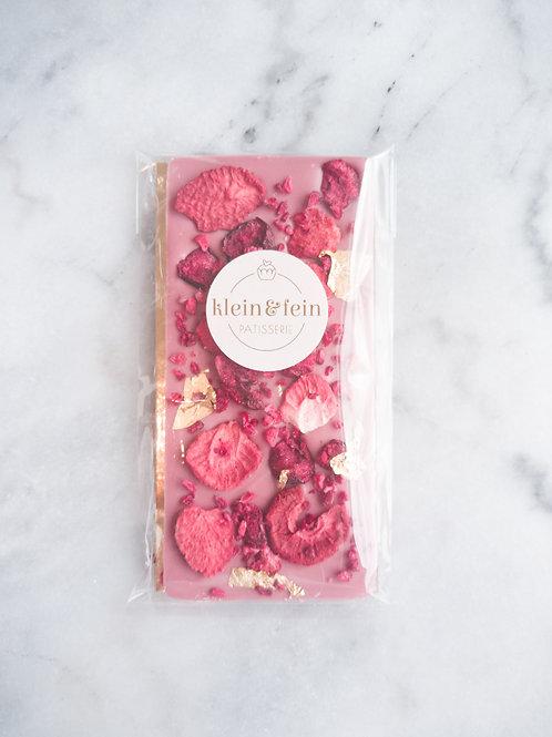 Ruby Tafelschokolade - 100g
