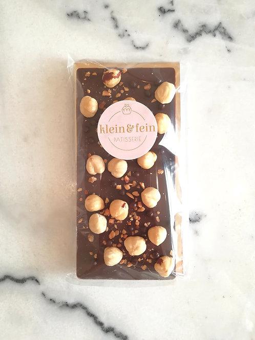 Dark Nuts Tafel - 100g