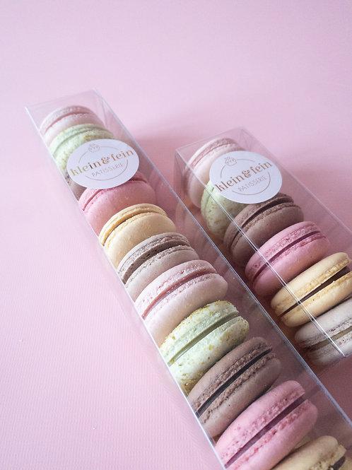 Classic Macarons 9€ - 18€