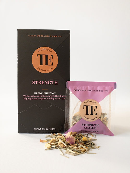"Teahouse Exclusives ""Strength"""