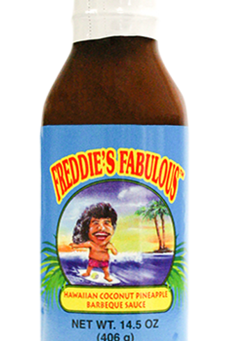 Hawaiian Coconut Pineapple Barbeque Sauce