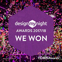 Sama Bankside winner of Design my Night Awards