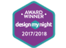 Design My Night Award Badge