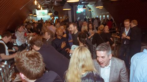After Work Drinks SAMA Bankside Southwark London