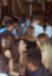 Guests enjoying party night Saturdays at Sama Bankside, London