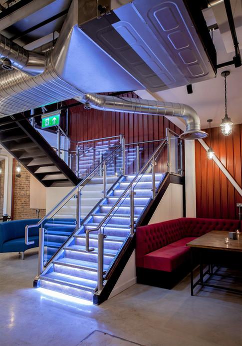 5 SAMA Bankside Lower Floor Stairs.JPG