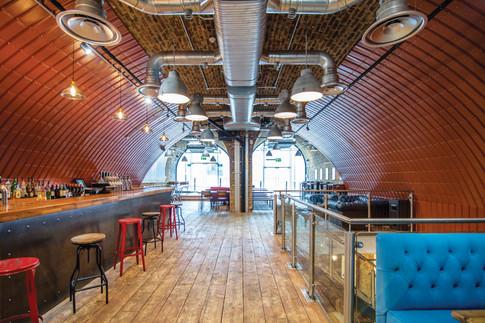 Corporate Event Hire SAMA Bankside Southwark Blackfriars London